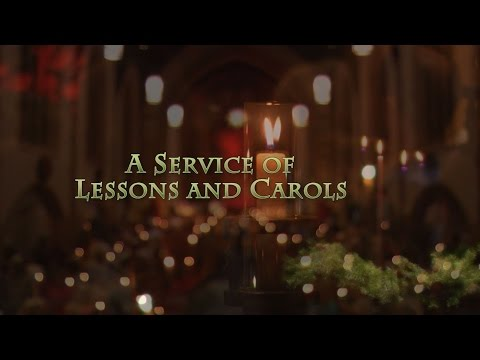 A Service of Lessons and Carols at Myers Park United Methodist Church