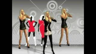 Woohoo - Christina Aguilera [feat. Nicki Minaj] (Sims 2)