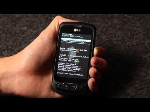 [Tutorial][LG P500] 2500pts Quadrant score under Android Gingerbread 2.3.4!