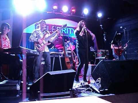 Paola Guerrero  en Punta Arenas  show  enero 2015