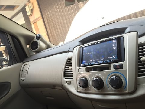 Audio Mobil Simpel Jakarta | TOYOTA INNOVA 3Way Simple One Day Installation