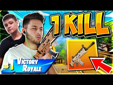 1 KILL = 1 ΟΠΛΟ CHALLENGE! (Fortnite Battle Royale)