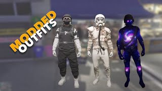 *NEW* GTA 5 How To Get Multiple Modded Outfits All at ONCE! (GTA 5 Online Clothing Glitches 1.50)
