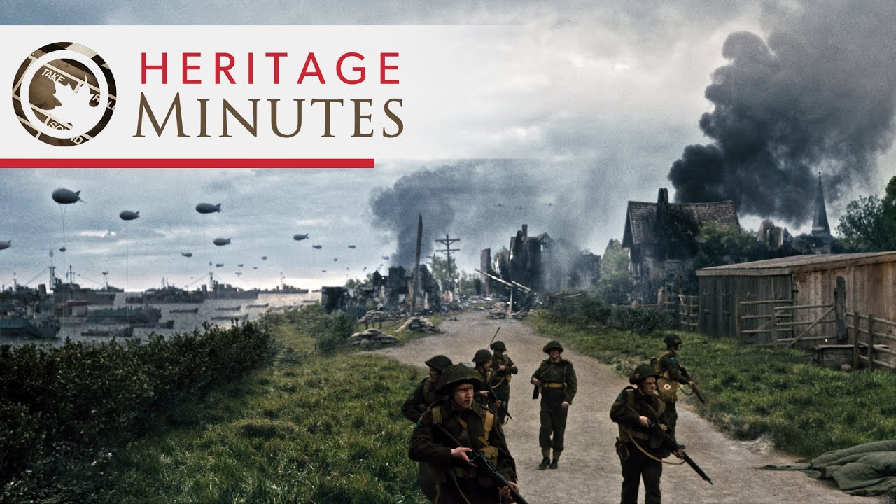 Heritage Minutes: D-Day