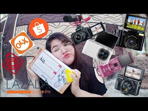 Super Affordable Vlogging Camera (Philippines)