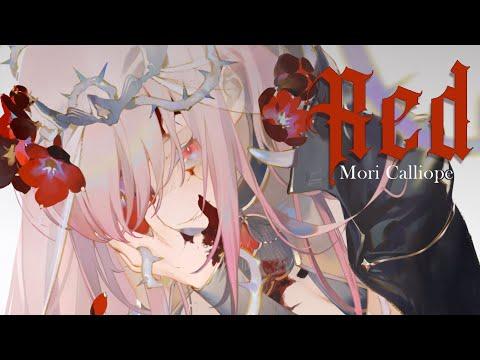 [MV] Red - Calliope Mori #HololiveEnglish #HoloMyth