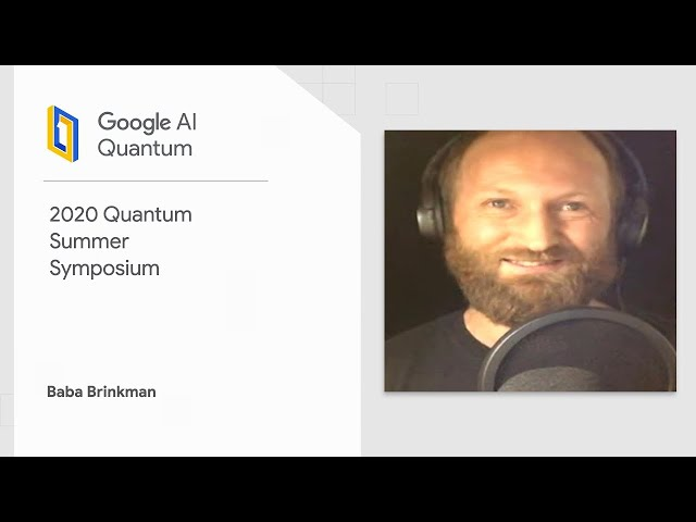 Day 2 Rap Up by Baba Brinkman (Quantum Summer Symposium 2020)