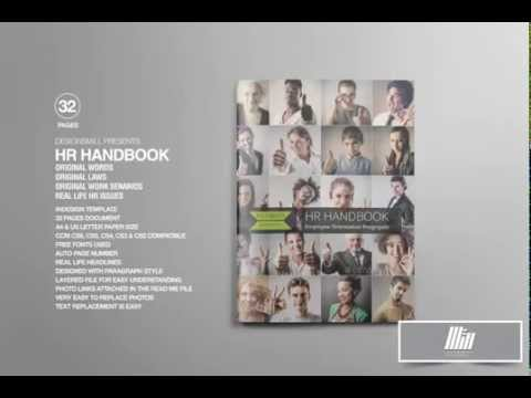 HR Handbook or Manual for Employees