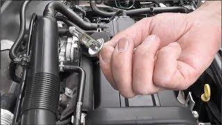Как Произвести Замену ламп на  Opel Corsa Своими руками!
