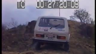 Régi Autó2 - Lada Niva teszt