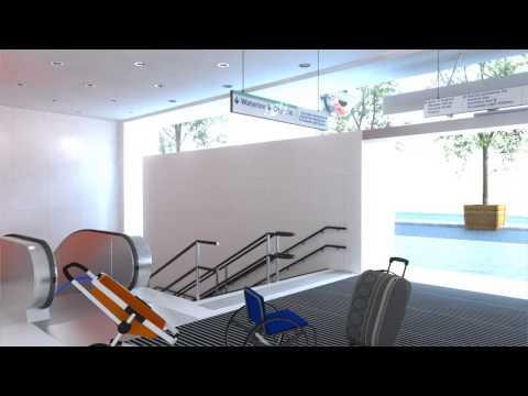 Walbrook Underground Station  - Visual Eyes Media