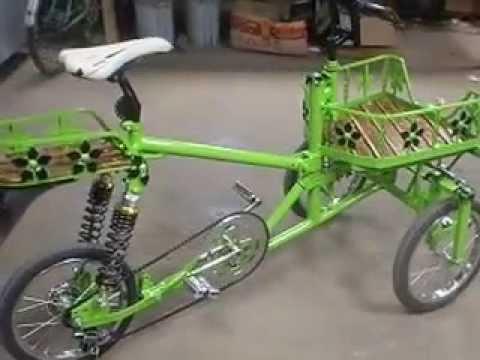 ทำจักรยานไว้ใช้เอง