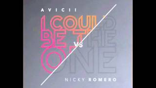 Avicii & Nicky Romero - I Could Be The One (Caso Intro Edit)