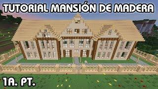 Tutorial Mansión De Madera