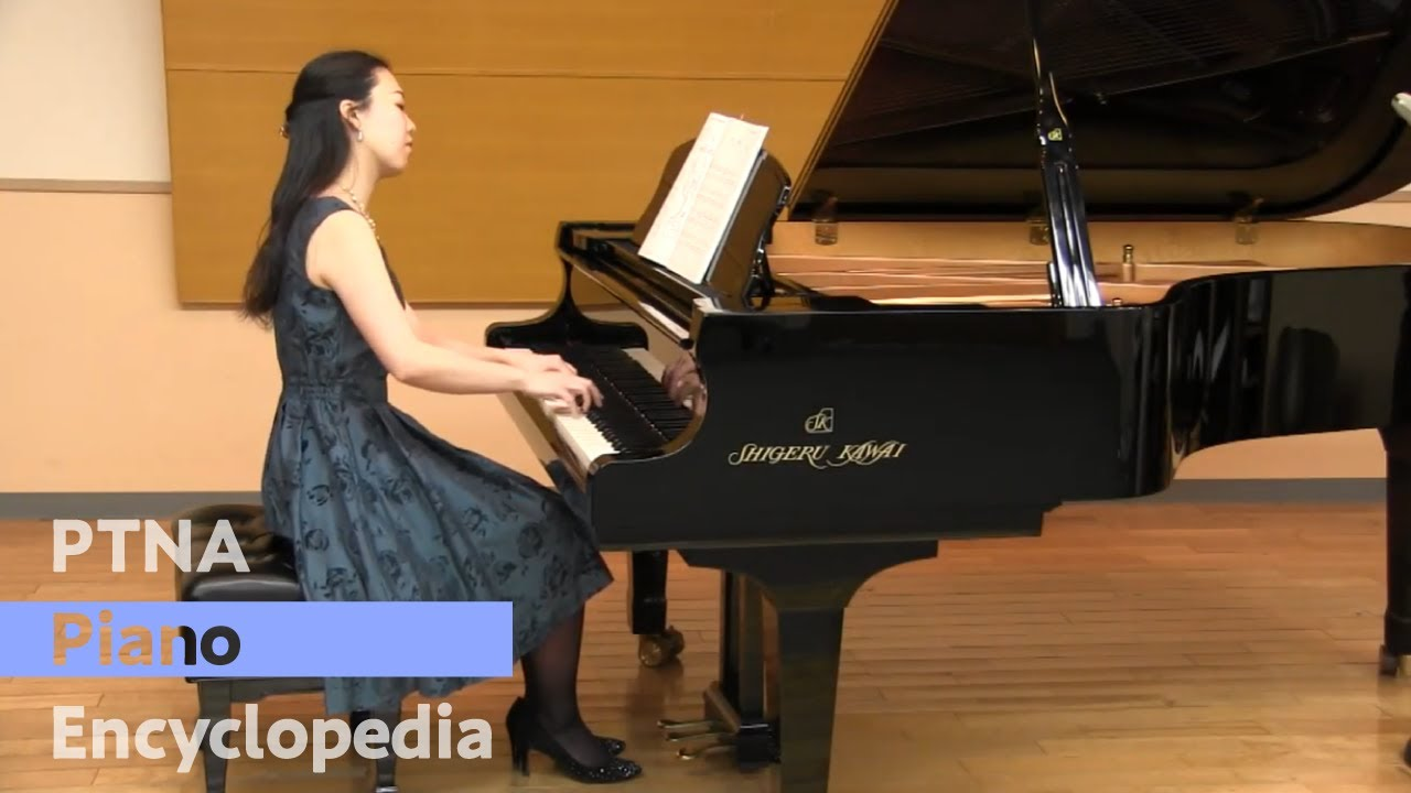 A2級 スピンドラー:かわいい舞曲(2021ピティナコンペ課題曲)pf.久保山 菜摘:kuboyama, Natsumi