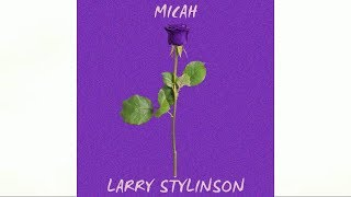 """MICAH """"Larry Stylinson"""" (Official Audio)"""