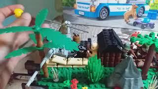 Лего Великая Отечественная Война Самоделка|ВОВ|