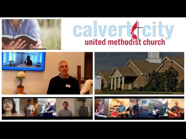 August 30, 2020 - Why I'm A Methodist