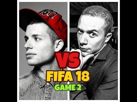 FIFA 18 - Game #2 - Ovela VS Youcef | Real Madrid VS Man United