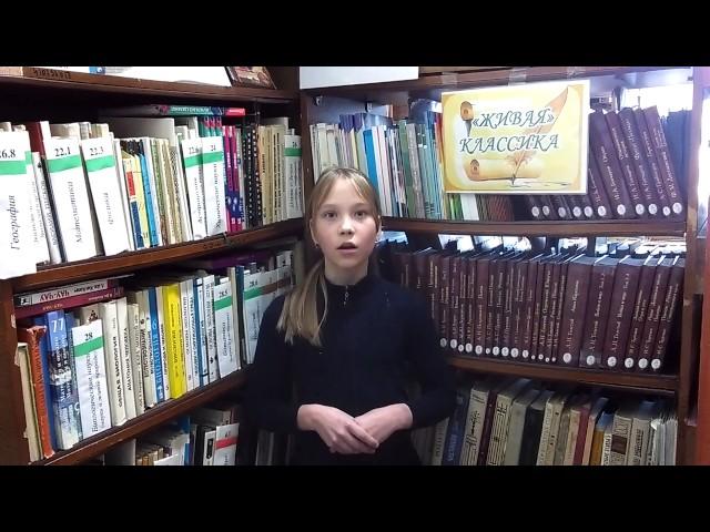 Изображение предпросмотра прочтения – ЕлизаветаСеменова читает произведение «Не шуми ты, рожь» (Кольцов Алексей)