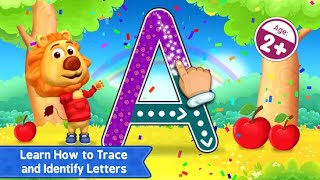 """ABC Kids Tracing Phonics """"RV AppStudios Educational Education Games"""" Android Gameplay Video"""