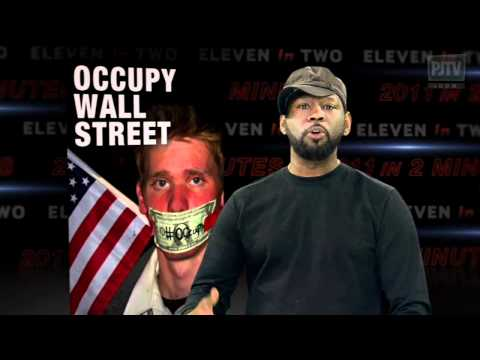 Alfonzo Rachel: Occupy Wall Street Loves to Complain About Unemployment But Hates to Work
