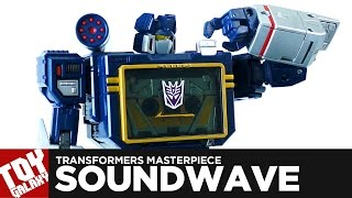 Video Transformers Masterpiece Soundwave (Hasbro Version) Review download MP3, 3GP, MP4, WEBM, AVI, FLV Agustus 2018