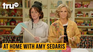 At Home with Amy Sedaris - A Prayer for Crafts ft Rachel Dratch  truTV
