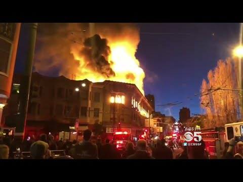 Supervisor Peskin Under Fire After Criticism Of SFFD During North Beach Blaze