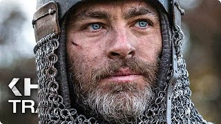 OUTLAW KING Trailer German Deutsch (2018) Netflix