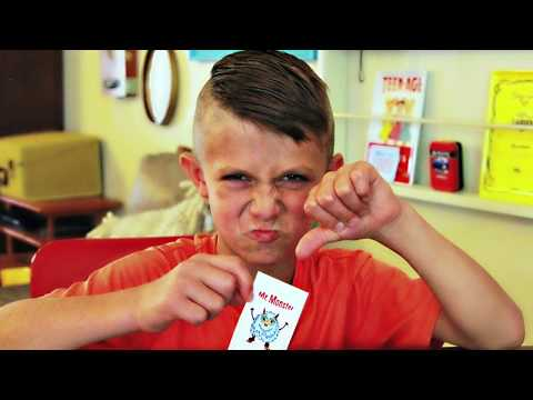 Multiplication Mastery - Mr Monster (Old Maid) Card Game