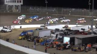 Federated Auto Parts Raceway MARS/UMP Late Models Full Show