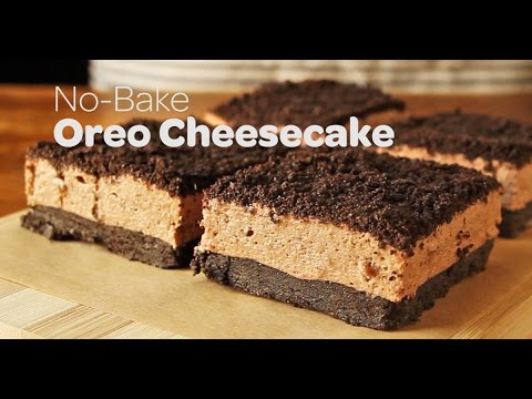 No-Bake Oreo Cheesecake Recipe | Yummy Ph