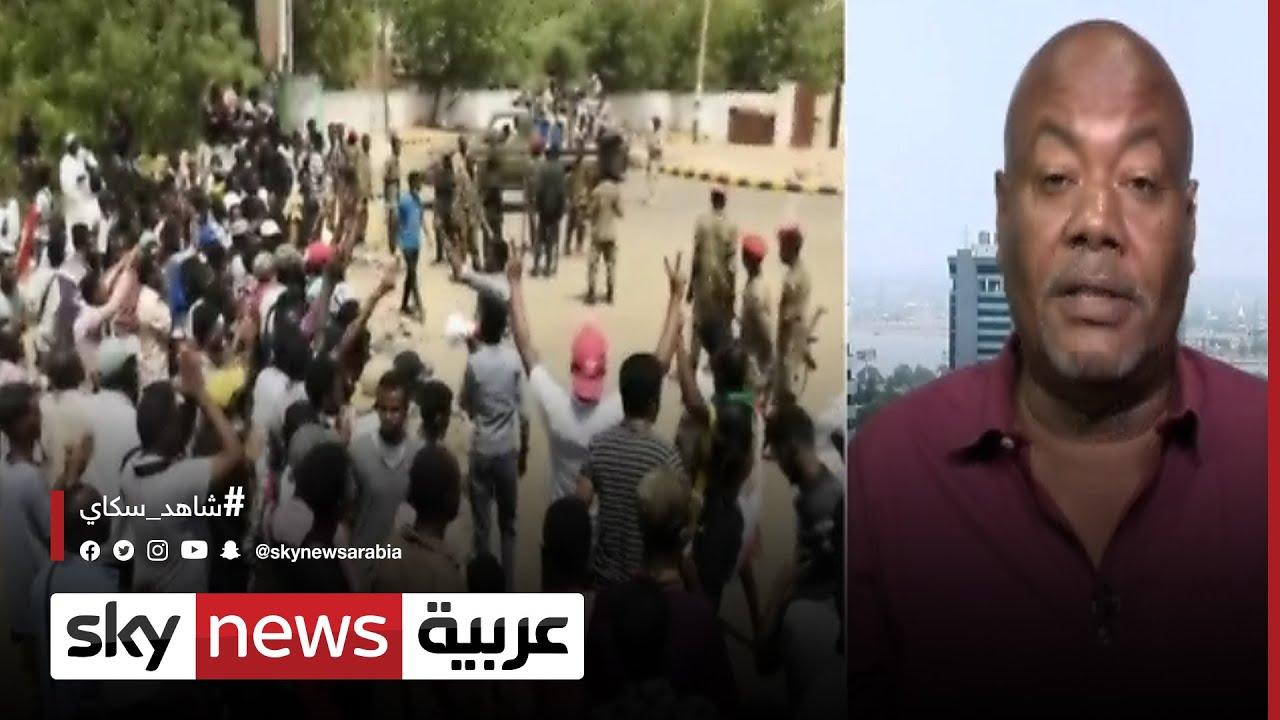شوقي عبدالعظيم: البعض يرى أن هناك عنف غير مبرر من جانب القوات المسلحة السودانية  - نشر قبل 2 ساعة