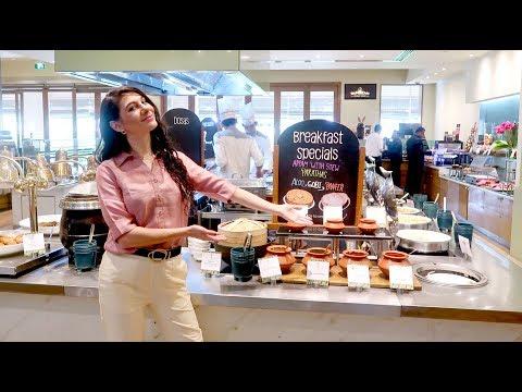 luxury-india-food-buffet:-itc-gardenia- -travel-vlog-iv