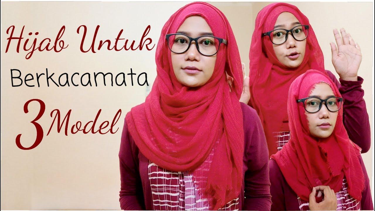 Foto Model Hijab Pashmina Untuk Berkacamata Modernhijab77