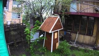 Таймлапс покраски мельницы/ Windmill painting timelapse
