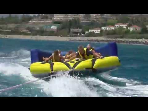 Crazy Sofa Ride Best Modern Sleeper Rhodes 2014 Kiotari Youtube