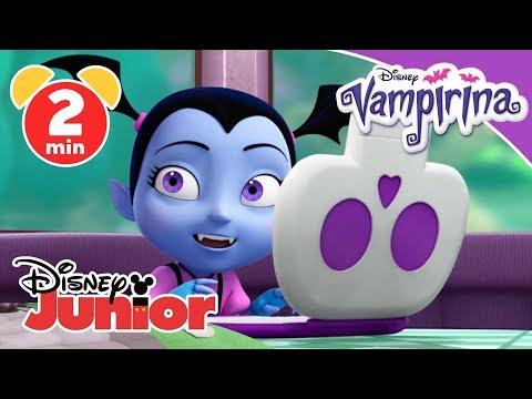 Vampirina - Clip: Vampirina Geht Zur Schule   Disney Junior