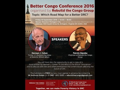 Better Congo Conference