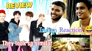 Indian Reaction on BTS...#kpop #dynamite #funny #Indian_Chingu