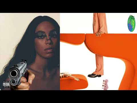 Exit Scott (Interlude) / Outro Freestyle Forever - Solange & Steve Lacy