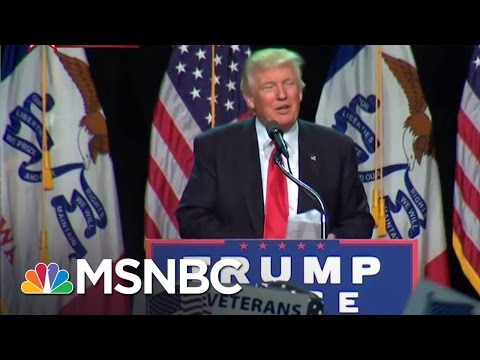 Will Donald Trump bounce back from his blunder week? | MTP Daily | MSNBC