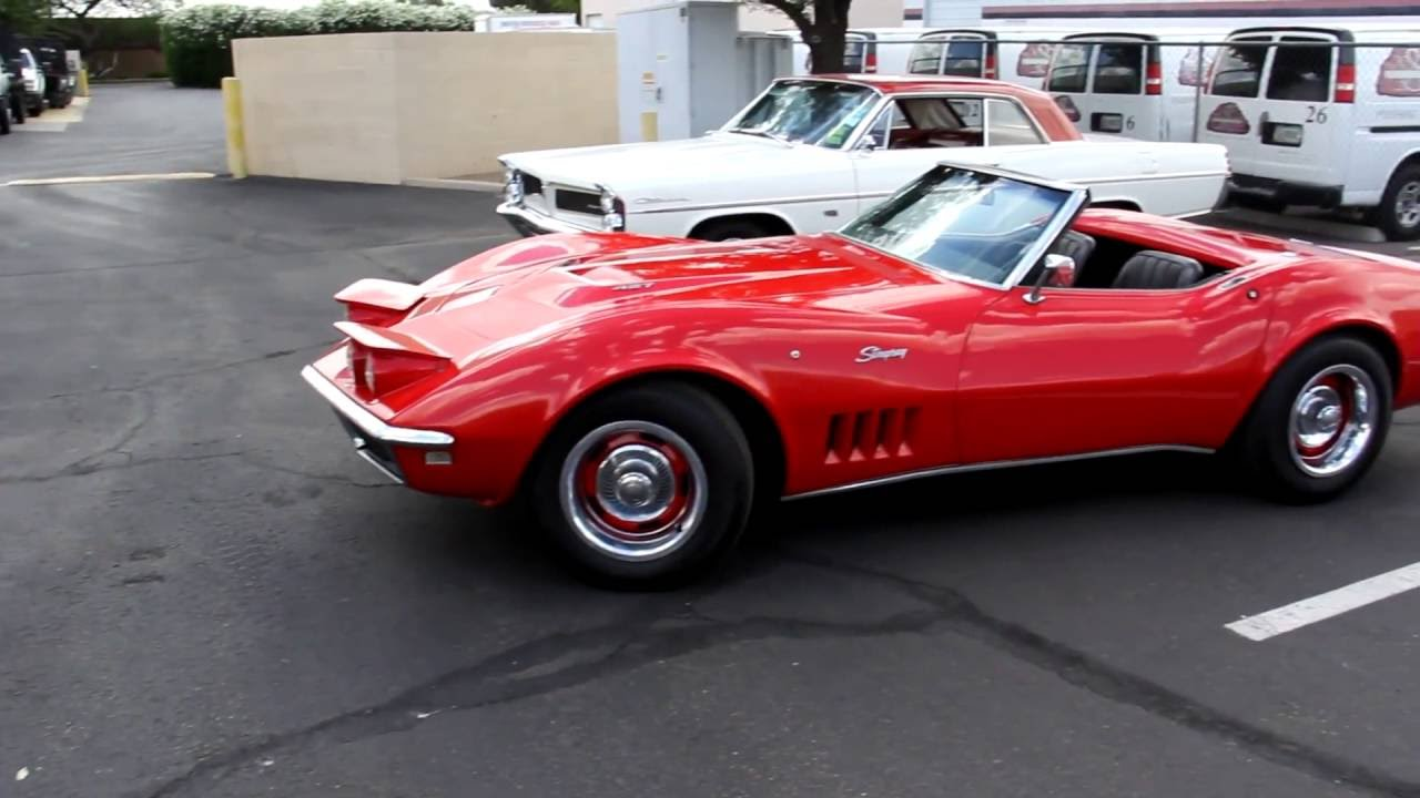 corvette c3 1968 cabrio bigblock matching numbers inspection youtube. Black Bedroom Furniture Sets. Home Design Ideas