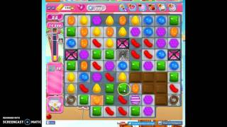 Candy Crush Level 898 help w/audio tips, hints, tricks