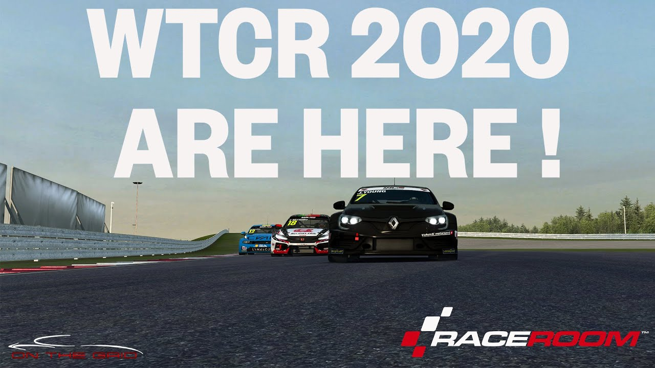 Raceroom WTCR 2020 Cars Are Here