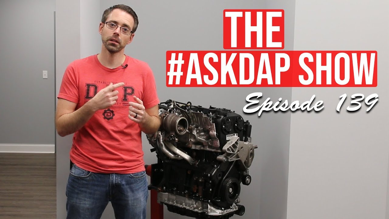 AskDAP Episode 139 | MK7 Oil Pressure Issues, Misfires, and DSG Problems