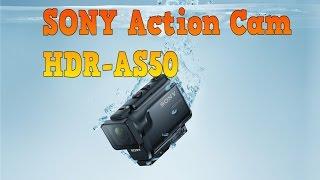 видео Обзор экшн-камеры Sony HDR-AS300: характеристики и комплектация