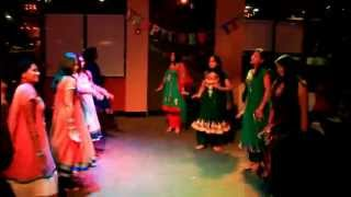 New Year 2013 Party Sandhya & Munni Dance