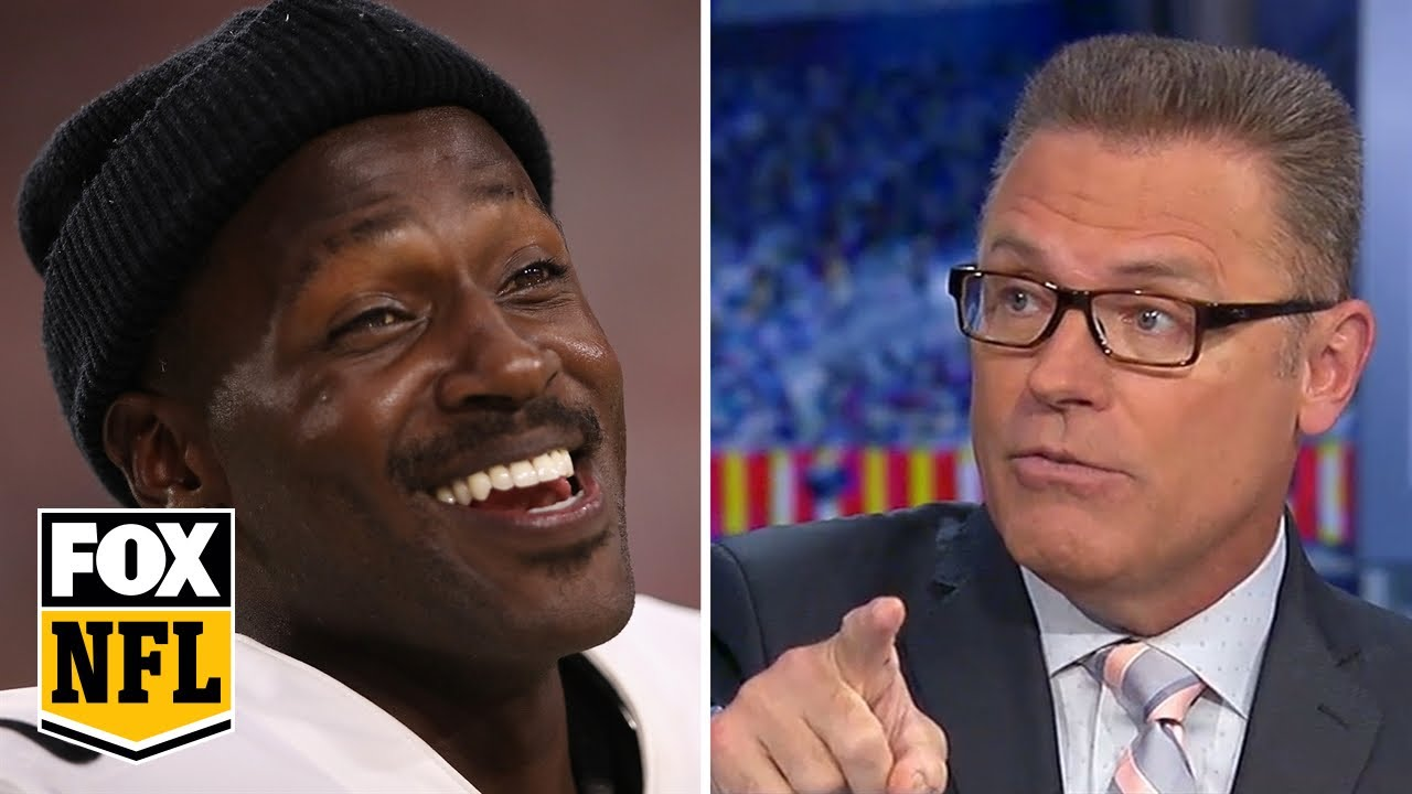 Antonio Brown is a 'team destroyer', says former Raider Howie Long  NFL
